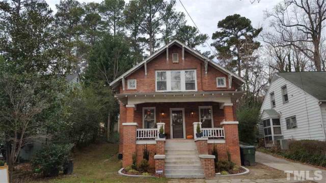 1319 Mordecai Drive, Raleigh, NC 27604 (#2164874) :: Spotlight Realty