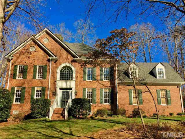 402 Versailles Drive, Cary, NC 27511 (#2164910) :: Raleigh Cary Realty