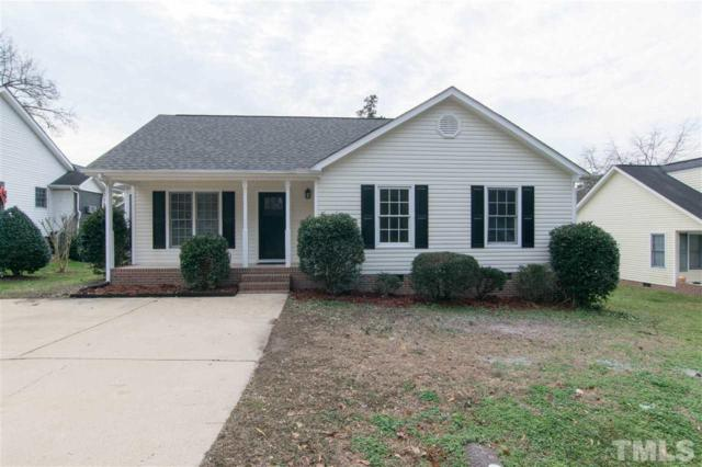 607 Industrial Drive, Wendell, NC 27591 (#2164911) :: The Jim Allen Group