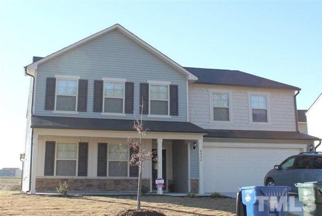 8004 Kate Schabot Drive, Raleigh, NC 27616 (#2164920) :: Spotlight Realty