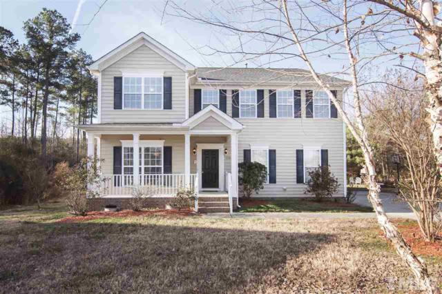 1901 Kylewood Court, Fuquay Varina, NC 27526 (#2164974) :: Raleigh Cary Realty