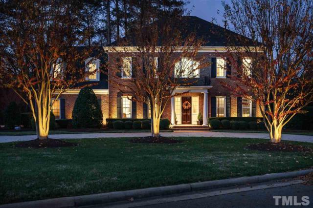 603 Devonhall Lane, Cary, NC 27518 (#2165028) :: Rachel Kendall Team, LLC
