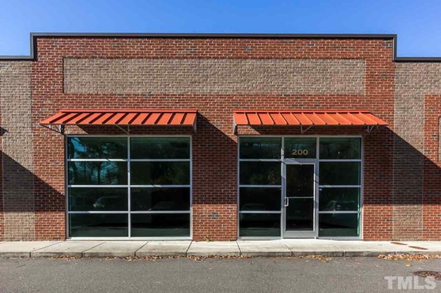 129-200 E Main Street, Youngsville, NC 27596 (#2165039) :: M&J Realty Group