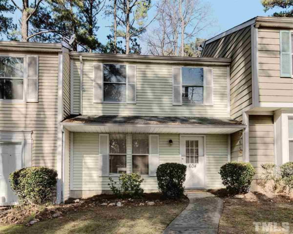 604 Middleton Avenue, Cary, NC 27513 (#2165044) :: Rachel Kendall Team, LLC