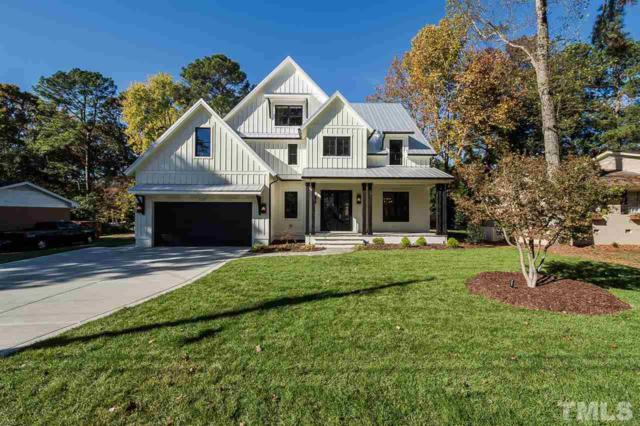 5317 Montclair Drive, Raleigh, NC 27609 (#2165172) :: The Jim Allen Group
