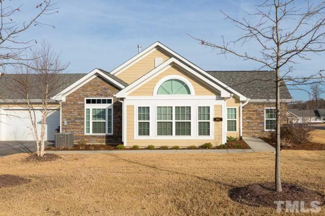 901 Blue Bird Lane #901, Wake Forest, NC 27587 (#2165192) :: RE/MAX Real Estate Service
