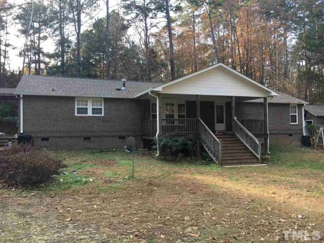 1616 Wildcat Creek Road, Chapel Hill, NC 27516 (#2165241) :: Raleigh Cary Realty