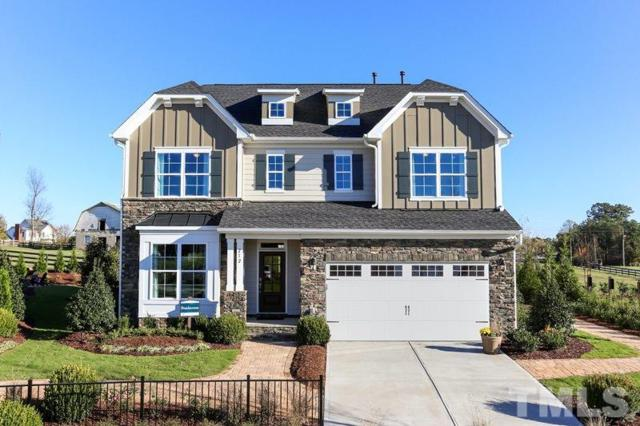 212 Morgan Ridge Road 113-Pemberton, Holly Springs, NC 27540 (#2165306) :: Rachel Kendall Team, LLC