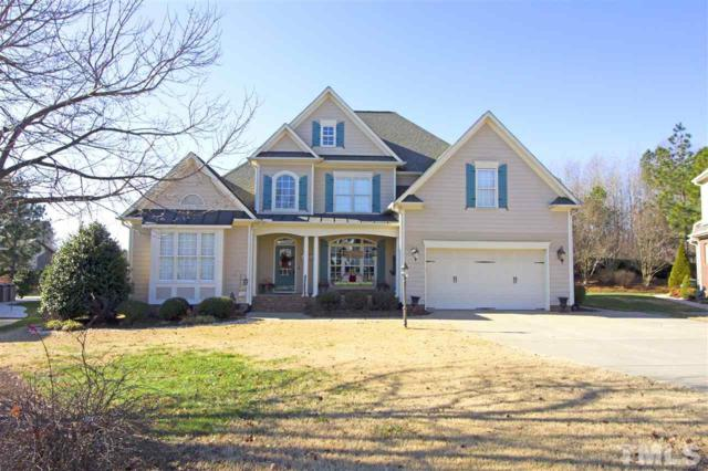 118 Clayfield Drive, Garner, NC 27529 (#2165398) :: Raleigh Cary Realty
