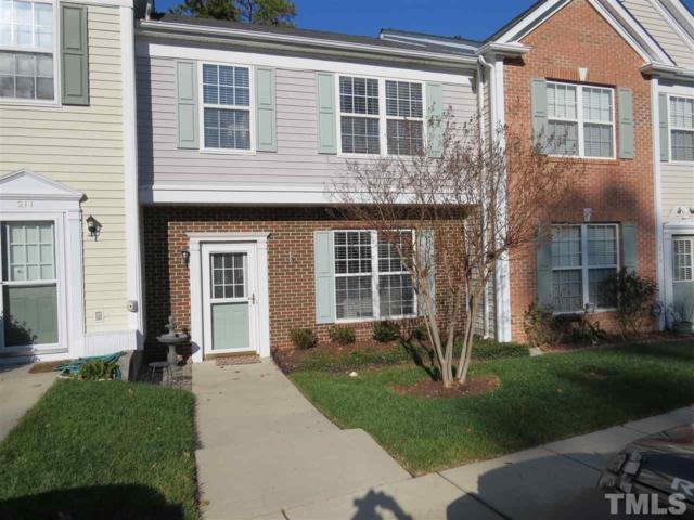 213 Canyon Lake Circle, Morrisville, NC 27560 (#2165413) :: Raleigh Cary Realty