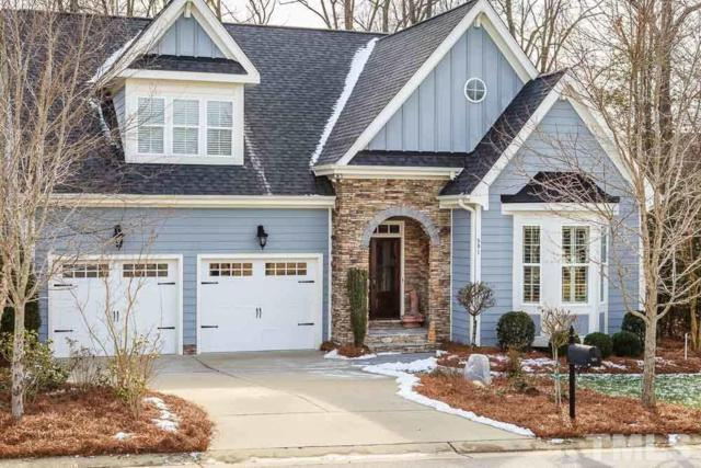 501 Redhill Road, Holly Springs, NC 27540 (#2165461) :: The Jim Allen Group