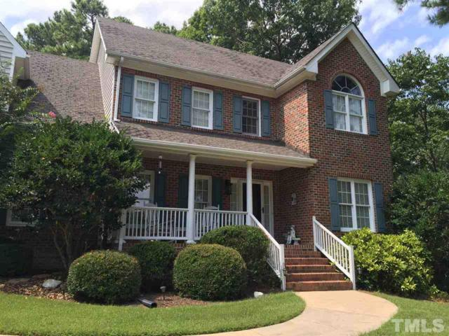 5409 Willow Bridge Lane, Fuquay Varina, NC 27526 (#2165471) :: The Abshure Realty Group