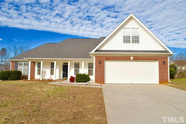 801 Croftwood Drive, Gibsonville, NC 27249 (#2165595) :: Raleigh Cary Realty