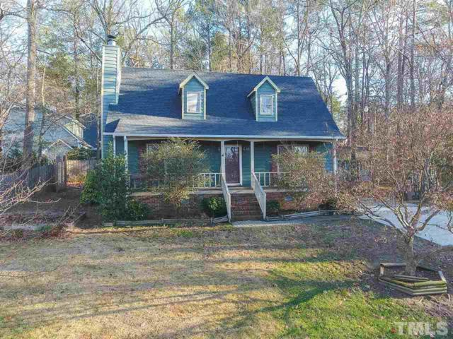 121 Remington Woods, Wake Forest, NC 27587 (#2165608) :: Rachel Kendall Team, LLC