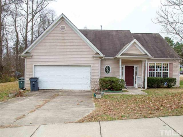 417 Blooming Meadows Road, Holly Springs, NC 27540 (#2165667) :: The Jim Allen Group