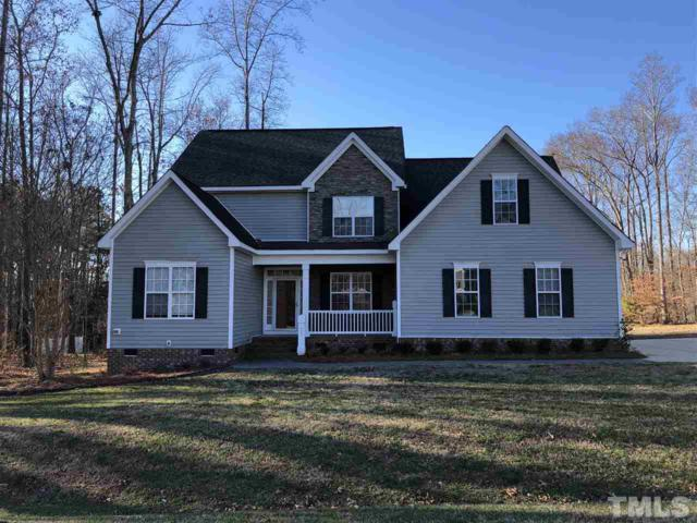 105 Mcdougle Lane, Clayton, NC 27520 (#2165881) :: Raleigh Cary Realty