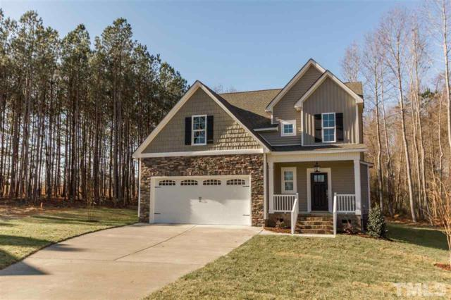 119 Rains Drive, Wendell, NC 27591 (#2165888) :: Raleigh Cary Realty
