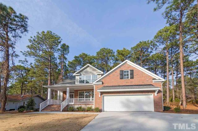195 Lake Hills Drive, Pinehurst, NC 28374 (#2166227) :: The Jim Allen Group