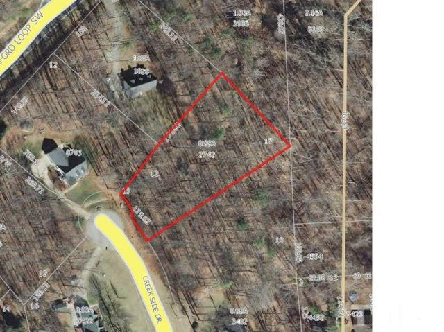 Lot 17 Creekside Lane, Oxford, NC 27565 (#2166264) :: Raleigh Cary Realty