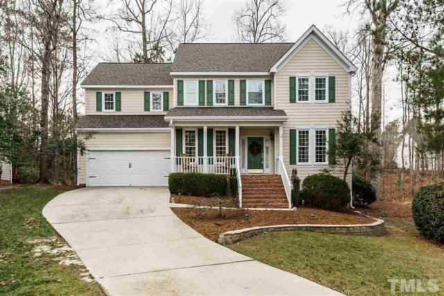 213 Bell Arthur Drive, Cary, NC 27519 (#2166348) :: Raleigh Cary Realty