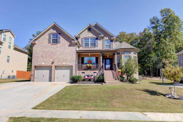 4108 Green Drake Drive, Wake Forest, NC 27587 (#2166356) :: Rachel Kendall Team, LLC