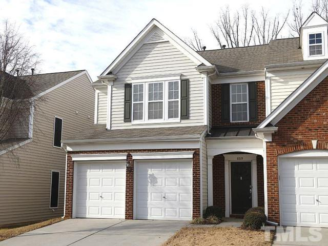 8319 Deckbar Place, Raleigh, NC 27617 (#2166426) :: Raleigh Cary Realty