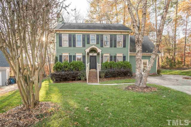 24 Swallows Ridge Court, Durham, NC 27713 (#2166446) :: Raleigh Cary Realty