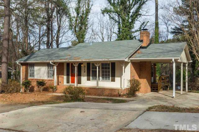 312 Northclift Drive, Raleigh, NC 27609 (#2166463) :: The Jim Allen Group