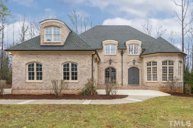 1125 Lake Valley Drive, Wake Forest, NC 27587 (#2166468) :: The Jim Allen Group