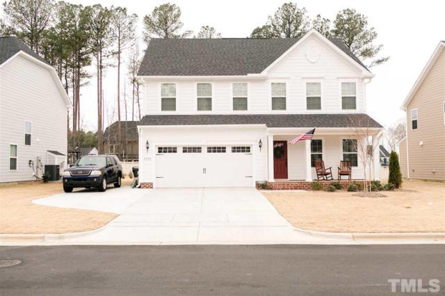 2920 Landon Ridge Drive, New Hill, NC 27562 (#2166532) :: Raleigh Cary Realty