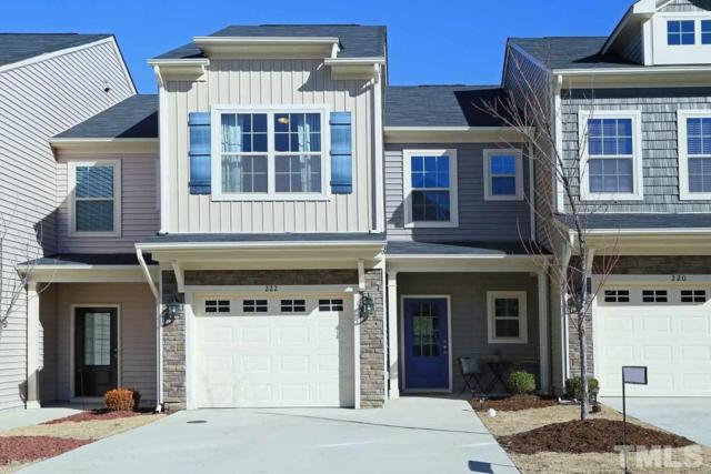 222 Beaconwood Lane, Holly Springs, NC 27540 (#2166620) :: Raleigh Cary Realty