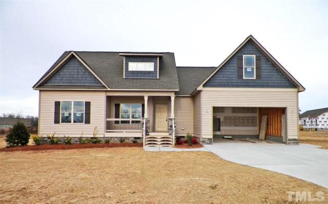 154 Fox Run Lot 35, Benson, NC 27504 (#2166637) :: Rachel Kendall Team, LLC