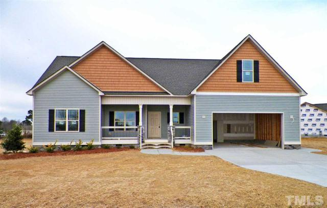 128 Fox Run Lot 36, Benson, NC 27504 (#2166641) :: Rachel Kendall Team, LLC
