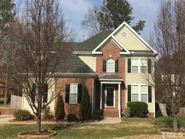 104 Clay Ridge Way, Holly Springs, NC 27540 (#2166703) :: Rachel Kendall Team, LLC