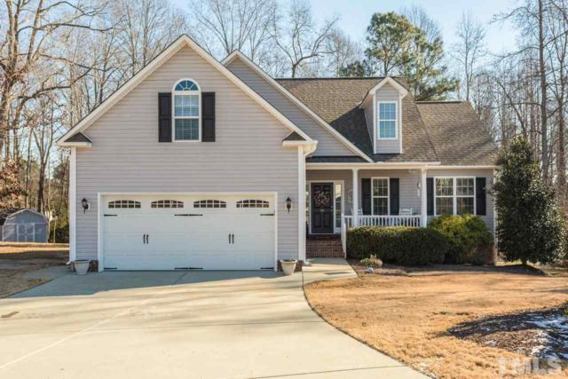 184 Blessed Lane, Angier, NC 27501 (#2166722) :: The Jim Allen Group