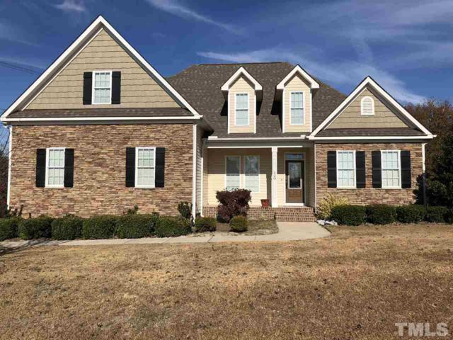 240 Everland Parkway, Angier, NC 27501 (#2166737) :: The Jim Allen Group