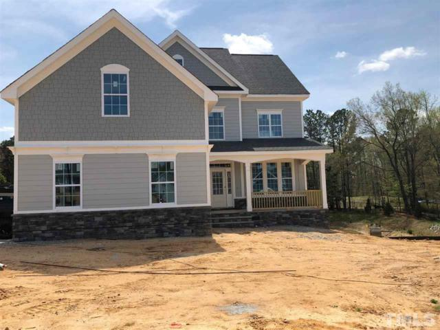 1531 Baxter Ridge Court, Apex, NC 27502 (#2166749) :: The Jim Allen Group