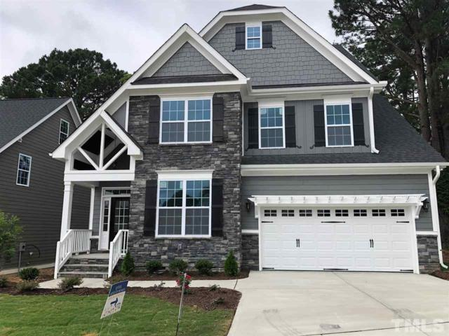 2839 Rileys Pond Drive, Apex, NC 27502 (#2166758) :: The Abshure Realty Group