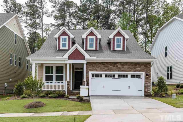 613 Meadowgrass Lane 433 TSF, Wake Forest, NC 27587 (#2166784) :: Raleigh Cary Realty
