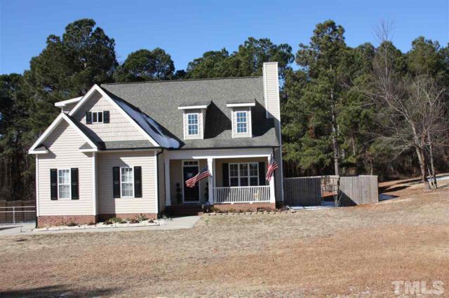 156 Tilden Howington Drive, Lillington, NC 27546 (#2166803) :: Rachel Kendall Team, LLC