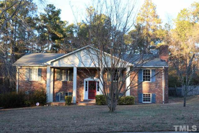 4018 Trotter Ridge Road, Durham, NC 27707 (#2166947) :: Raleigh Cary Realty