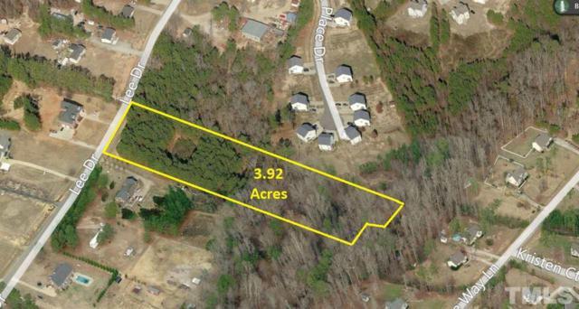 4901 Lee Drive, Garner, NC  (#2167054) :: The Jim Allen Group