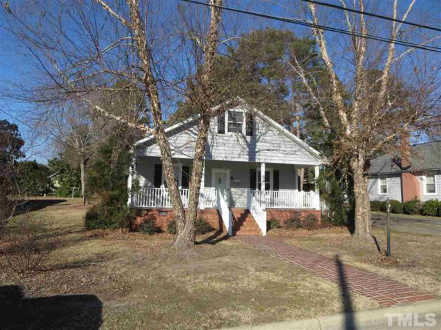 206 E D Street, Erwin, NC 28339 (#2167060) :: Better Homes & Gardens | Go Realty