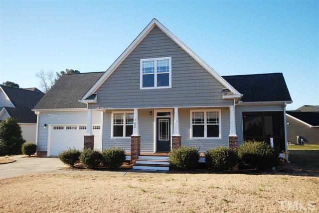 160 Braddock Drive, Lillington, NC 27546 (#2167094) :: Raleigh Cary Realty