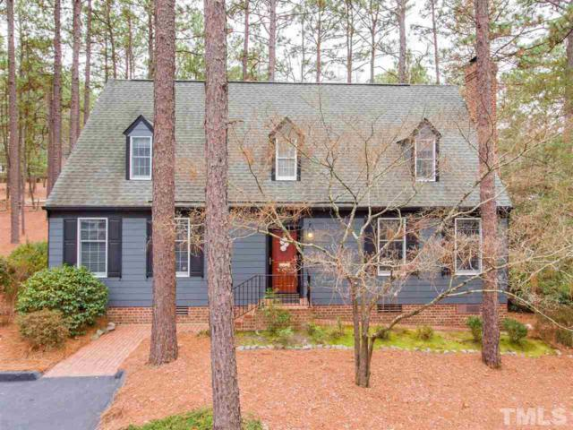 26 Village in The Woods, Southern Pines, NC 28387 (#2167186) :: Rachel Kendall Team, LLC