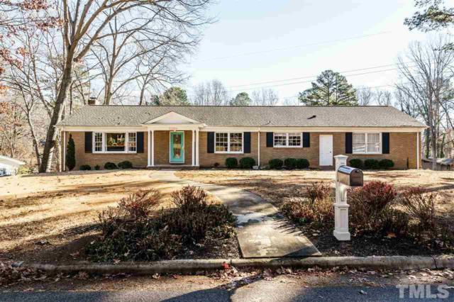 5000 North Glen Drive, Raleigh, NC 27609 (#2167201) :: The Jim Allen Group