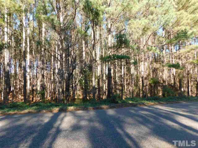 Lot 12 Courtney Drive, Louisburg, NC 27549 (#2167207) :: The Jim Allen Group