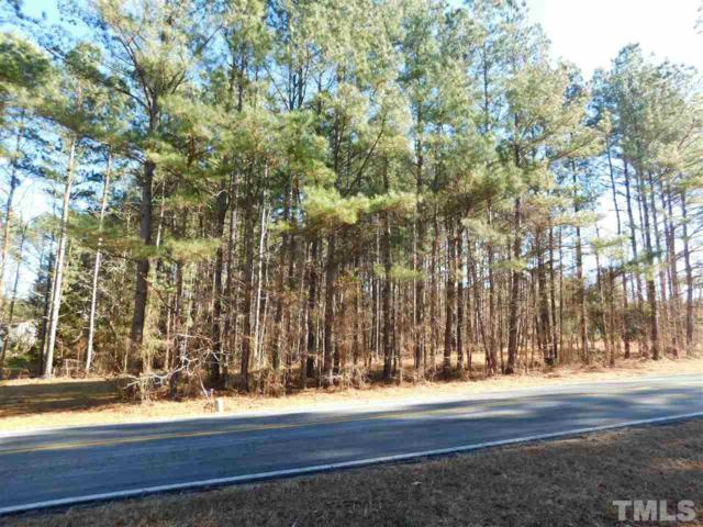 Lot 6 Joe Denton Road, Louisburg, NC 27549 (#2167210) :: The Jim Allen Group