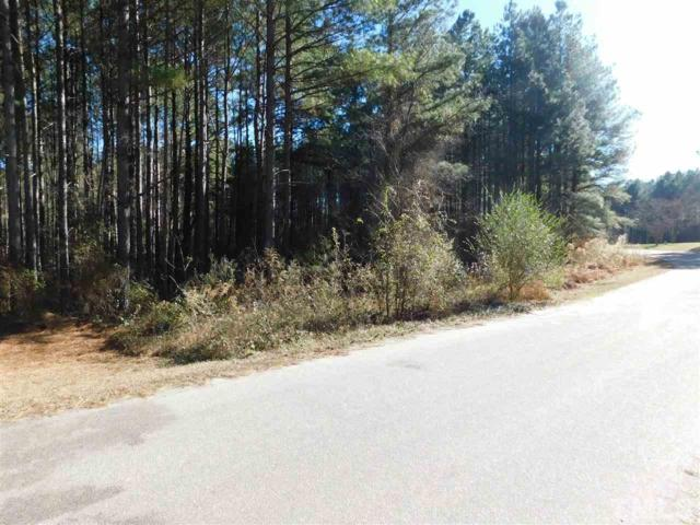 Lot 22 Whitney Drive, Louisburg, NC 27549 (#2167212) :: The Jim Allen Group