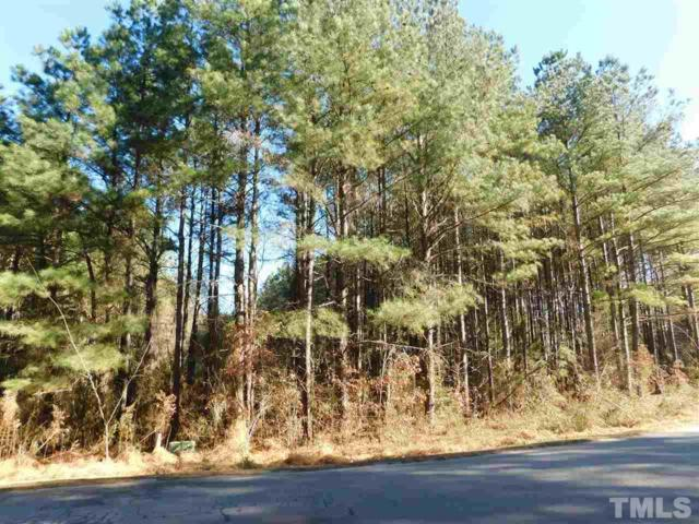 Lot 23 Whitney Drive, Louisburg, NC 27549 (#2167213) :: The Jim Allen Group